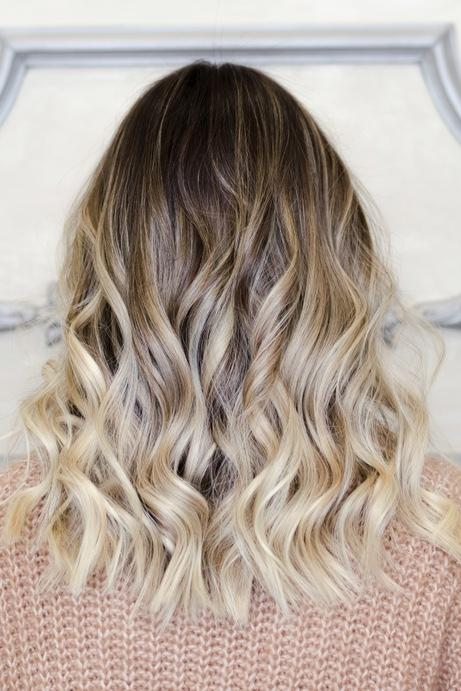 Hair Services - Colour, Perms, and Straightening